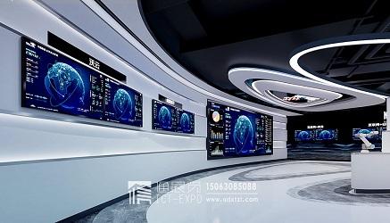 高科技展览馆搭建
